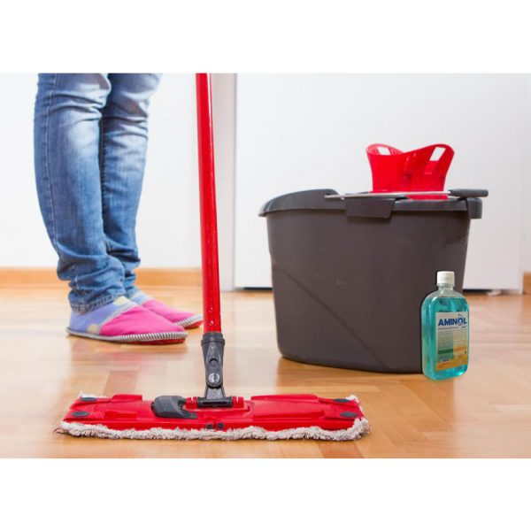 Aminol-B -  house floor cleansing and disinfection