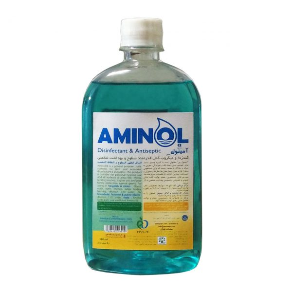 محلول ضد عفونی کننده سطوح و البسه آمینول بی