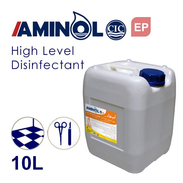 Aminol EP - 10L galon -  Hospital equipment and tools Disinfectant