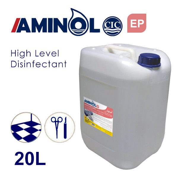 Aminol EP - 20L galon -  Hospital equipment and tools Disinfectant