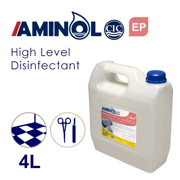 Aminol EP - 4L galon -  Hospital equipment and tools Disinfectant