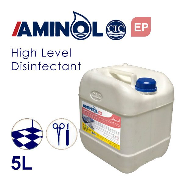 Aminol EP - 5L galon -  Hospital equipment and tools Disinfectant
